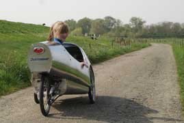 Riding your velomobile kit