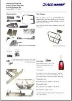 Velomobile kit assembly manual